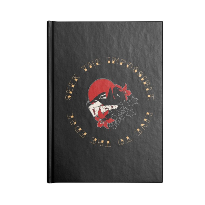Get Lost Accessories Notebook by NORMAN WDC SHOP