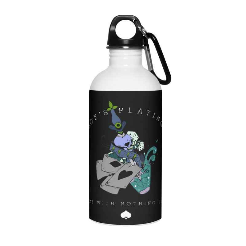 Lucky Joe's Accessories Water Bottle by NORMAN WDC SHOP
