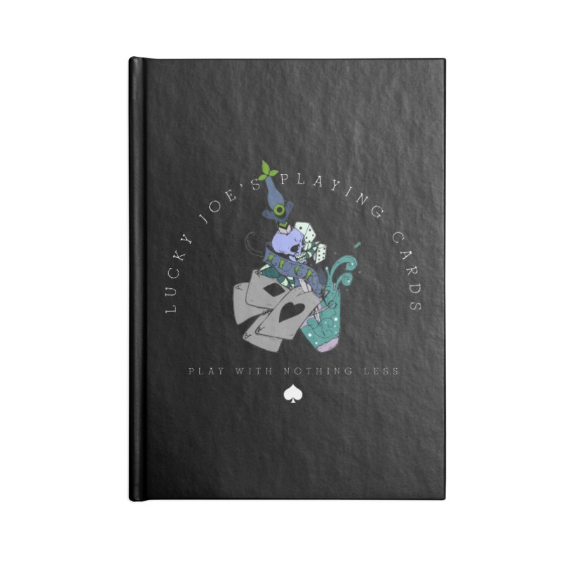 Lucky Joe's Accessories Notebook by NORMAN WDC SHOP