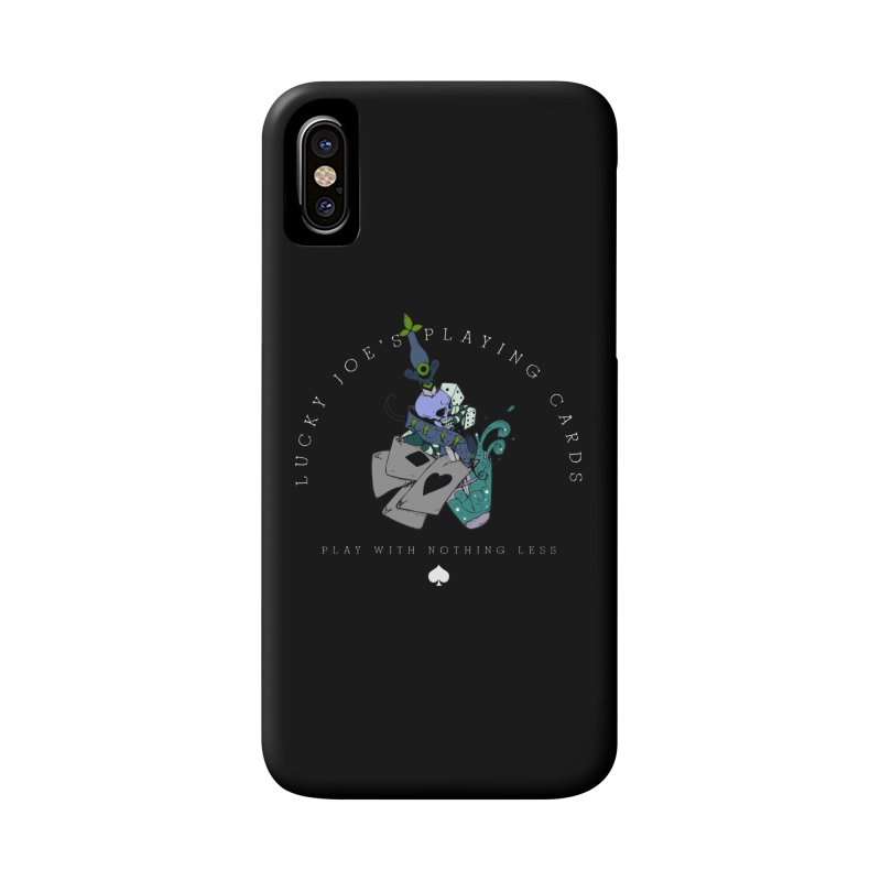 Lucky Joe's Accessories Phone Case by NORMAN WDC SHOP