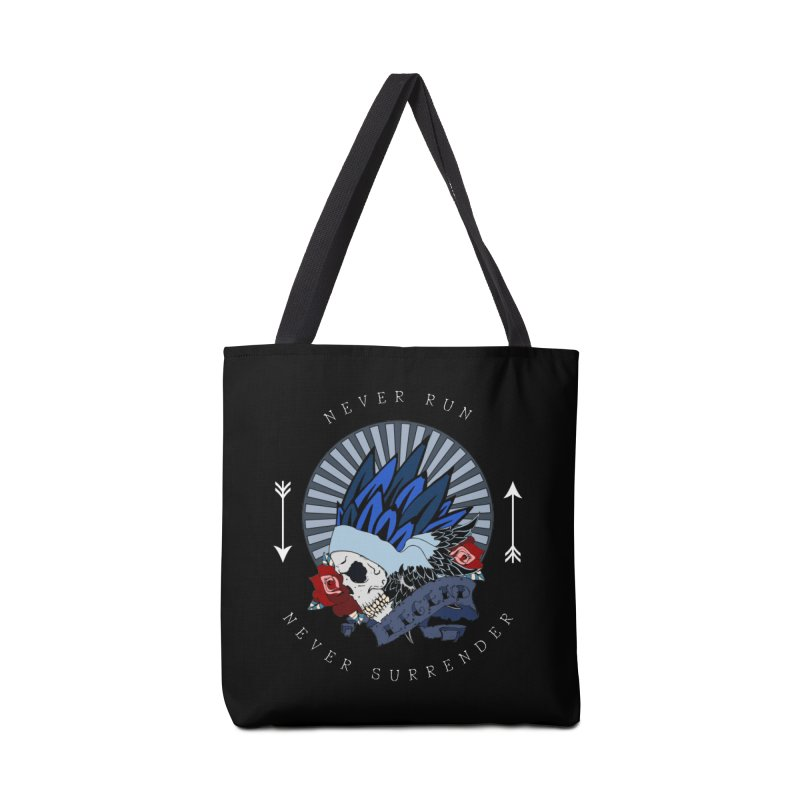 Never Run Accessories Bag by NORMAN WDC SHOP