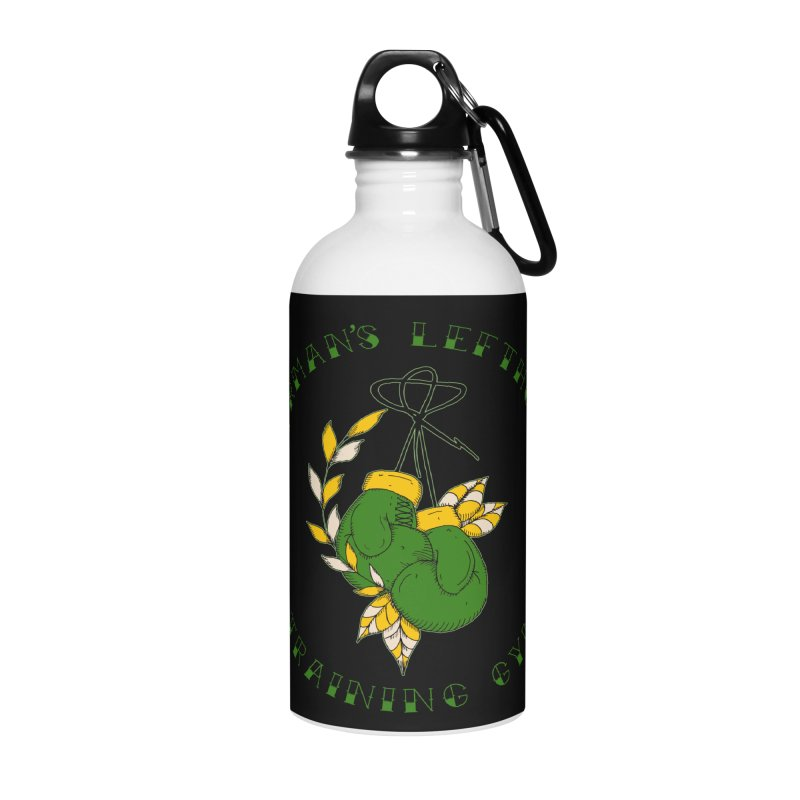 Norman's Lefthook Accessories Water Bottle by NORMAN WDC SHOP