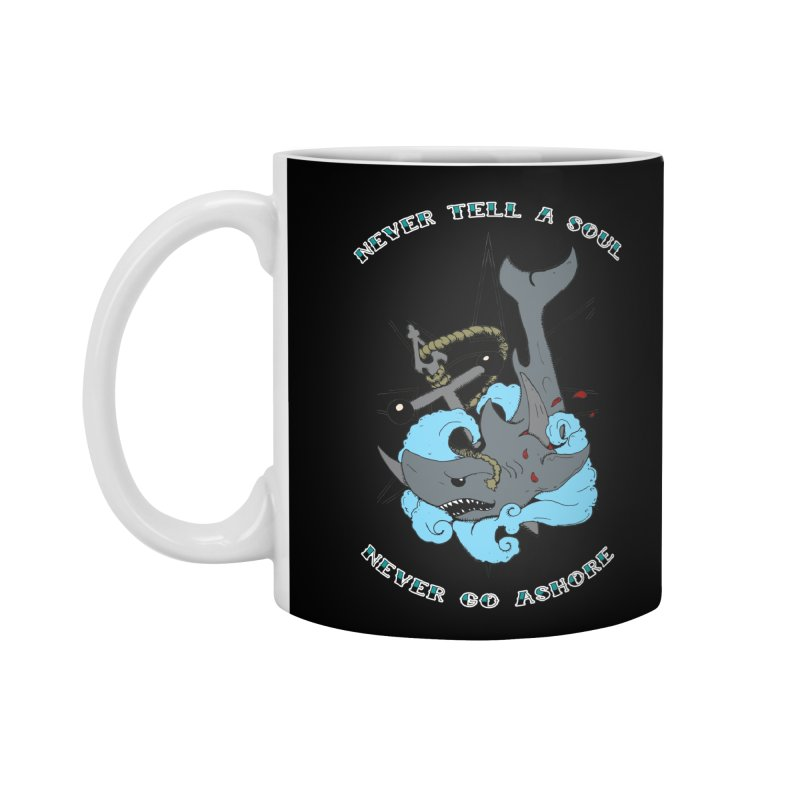 Never Tell a Soul Accessories Mug by NORMAN WDC SHOP
