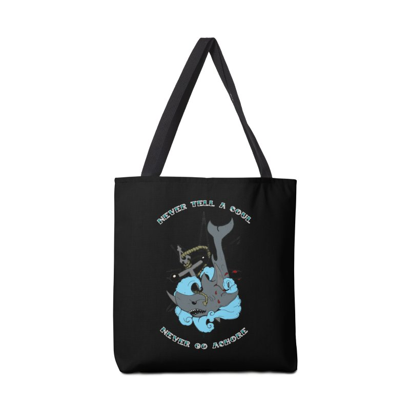 Never Tell a Soul Accessories Bag by NORMAN WDC SHOP