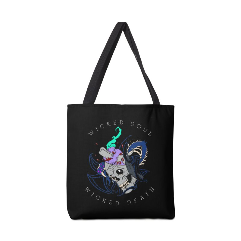 Wicked Soul Accessories Bag by NORMAN WDC SHOP