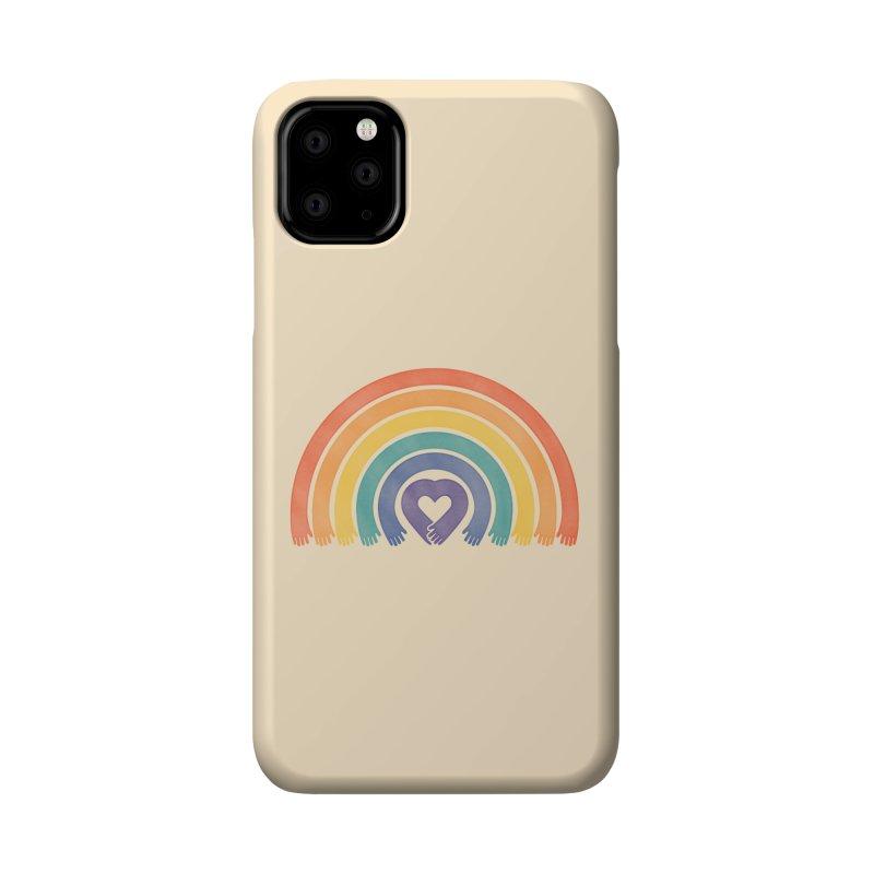 Love All Accessories Phone Case by normanduenas's Artist Shop