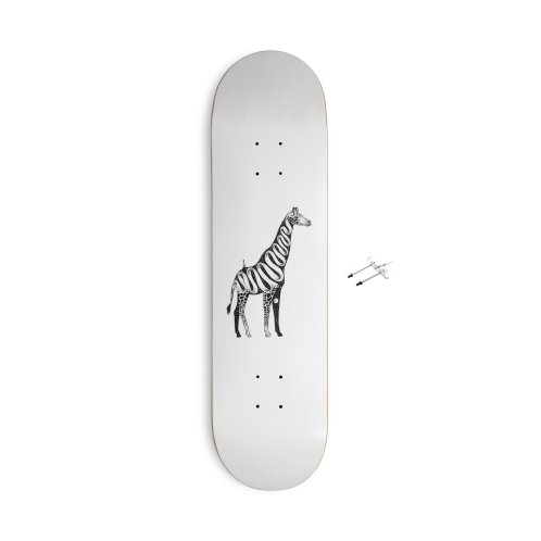 image for Lost in Its Own Existence (Giraffe)