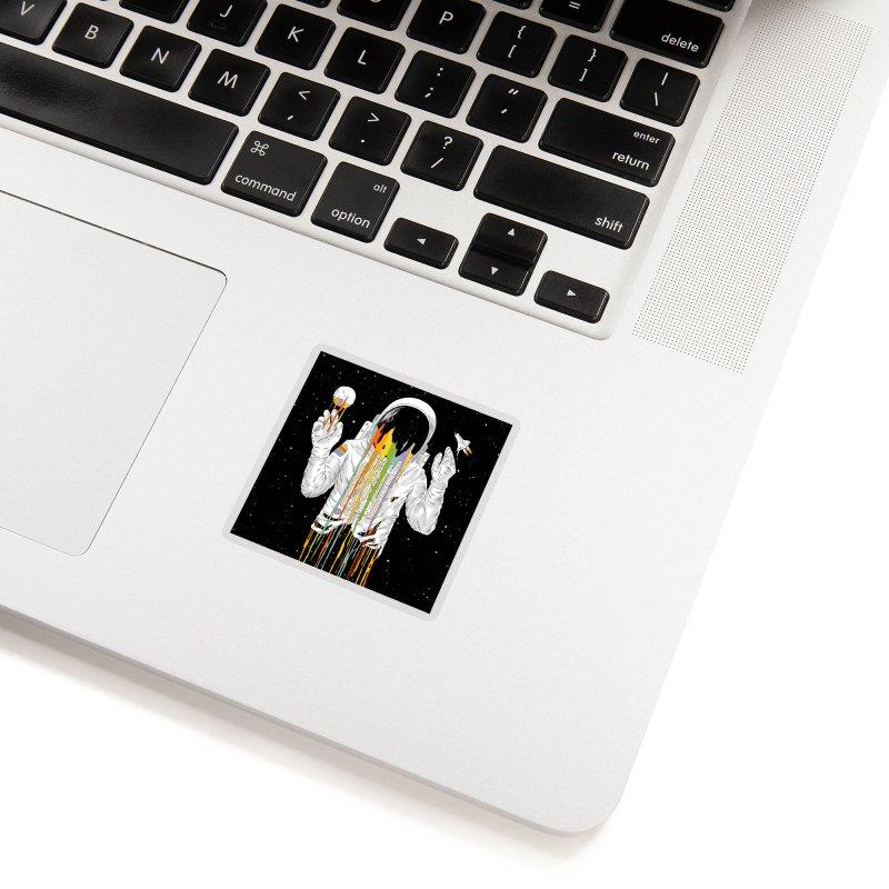 A Dreamful Existence Accessories Sticker by normanduenas's Artist Shop