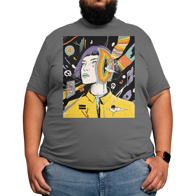 The Overthinker Men's T-Shirt by normanduenas's Artist Shop