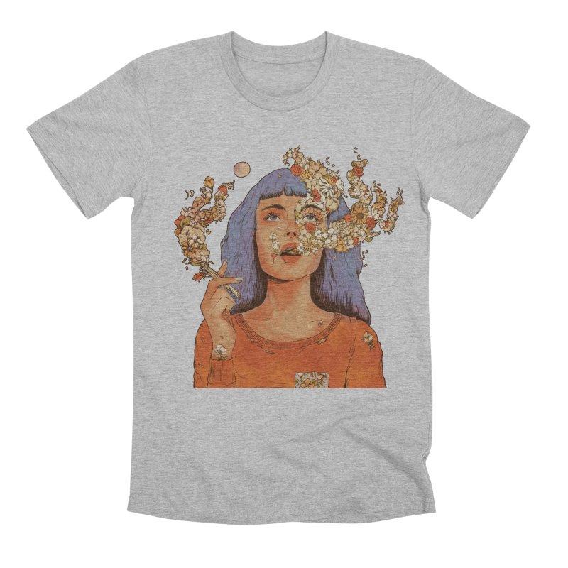 High on Life Men's T-Shirt by normanduenas's Artist Shop