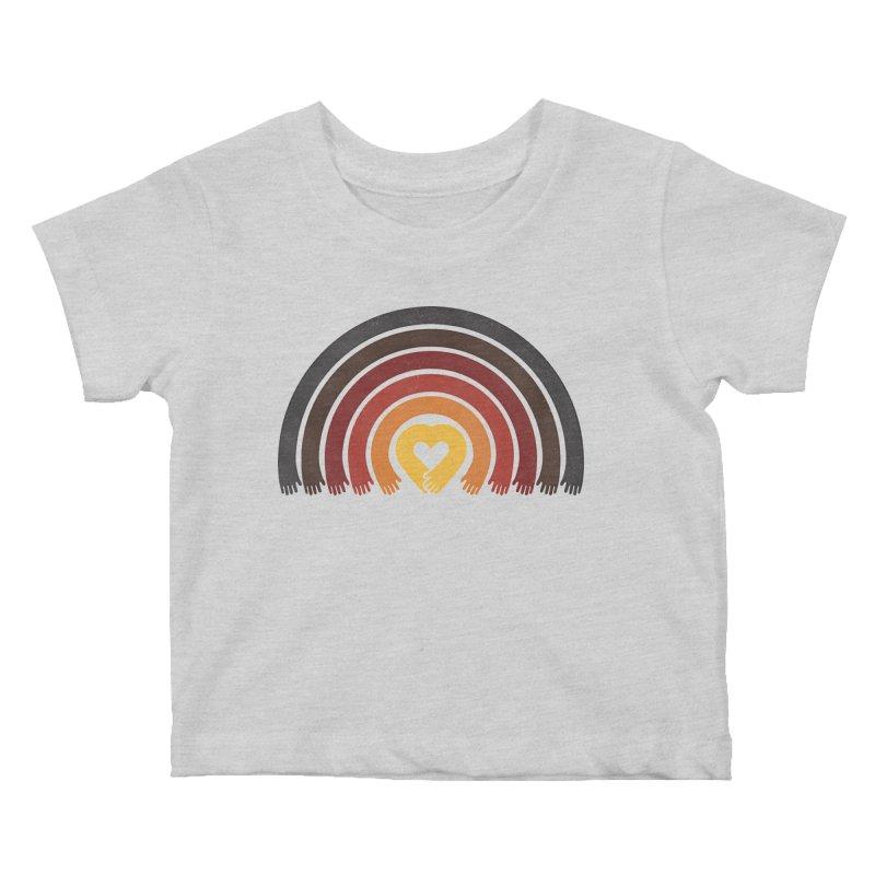 Love All Asian Lives Kids Baby T-Shirt by normanduenas's Artist Shop