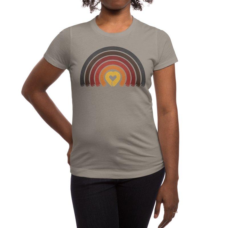 Love All Asian Lives Women's T-Shirt by normanduenas's Artist Shop
