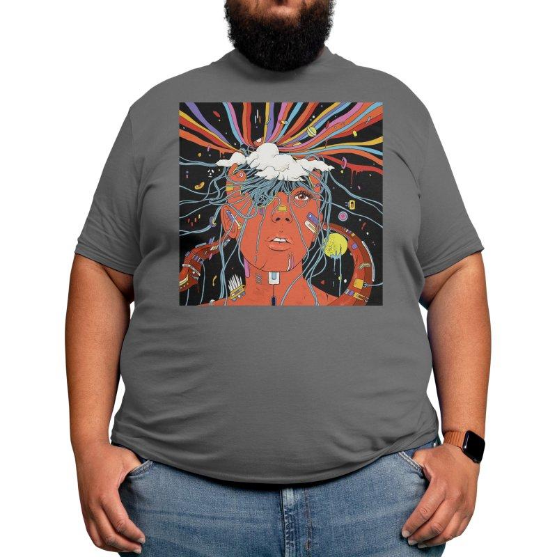 The Other Side of Rain Men's T-Shirt by normanduenas's Artist Shop