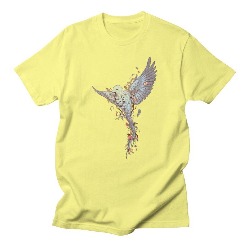 Tempus Fugit Men's T-Shirt by normanduenas's Artist Shop