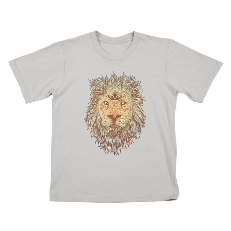 The Blue-Blooded and The Brave Kids T-Shirt by normanduenas's Artist Shop