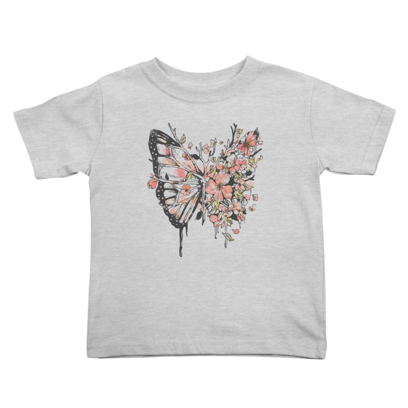 Metamorphora Kids Toddler T-Shirt by normanduenas's Artist Shop