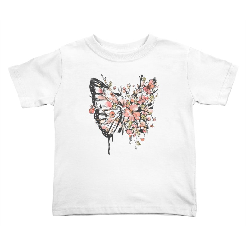 Metamorphora Kids Toddler T-Shirt by normanduenas's Artist Shop