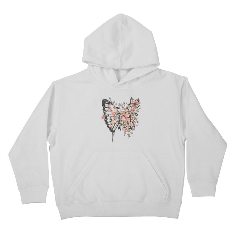 Metamorphora Kids Pullover Hoody by normanduenas's Artist Shop