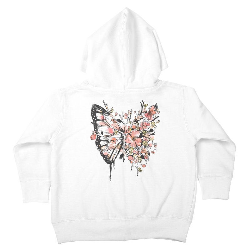 Metamorphora Kids Toddler Zip-Up Hoody by normanduenas's Artist Shop