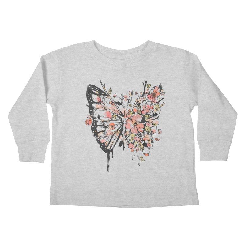 Metamorphora Kids Toddler Longsleeve T-Shirt by normanduenas's Artist Shop