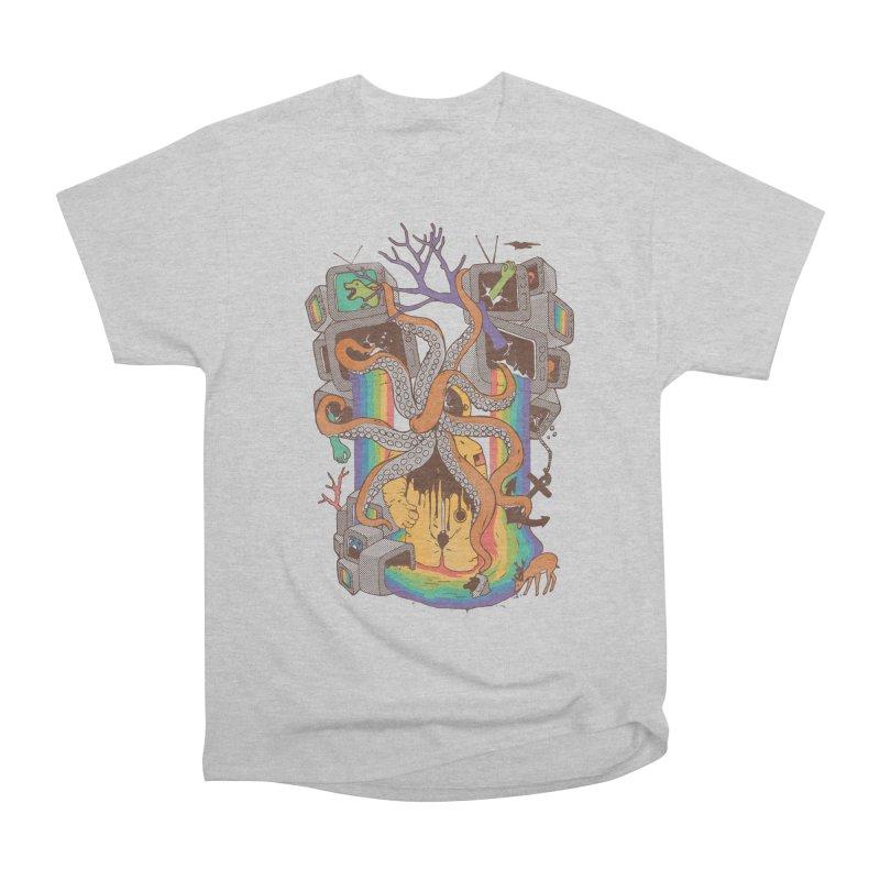 A Fragmented Reality Men's T-Shirt by normanduenas's Artist Shop