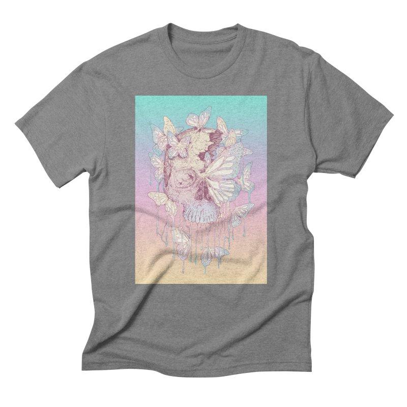 Becoming Men's Triblend T-Shirt by normanduenas's Artist Shop