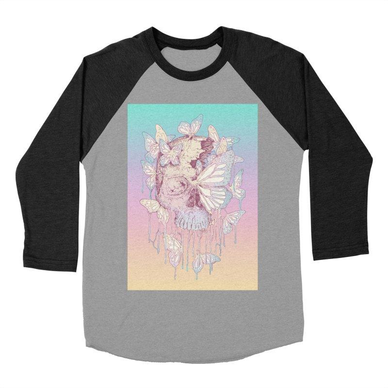Becoming Women's Baseball Triblend T-Shirt by normanduenas's Artist Shop