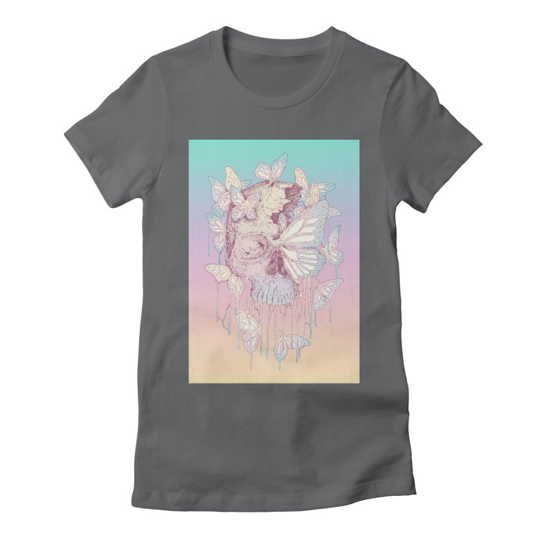 Becoming Women's Fitted T-Shirt by normanduenas's Artist Shop