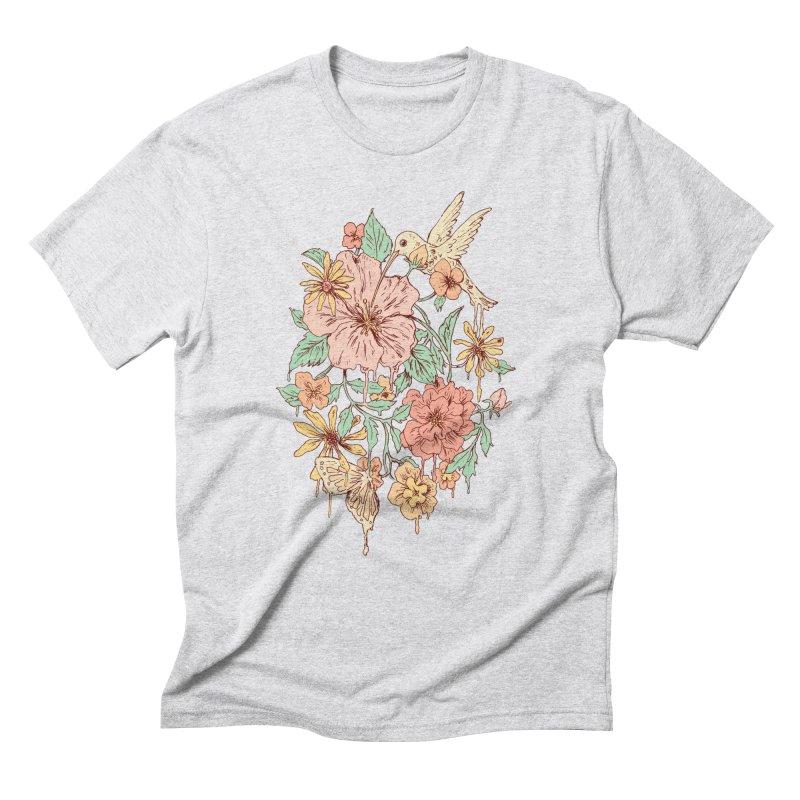 Coexistence Men's Triblend T-Shirt by normanduenas's Artist Shop
