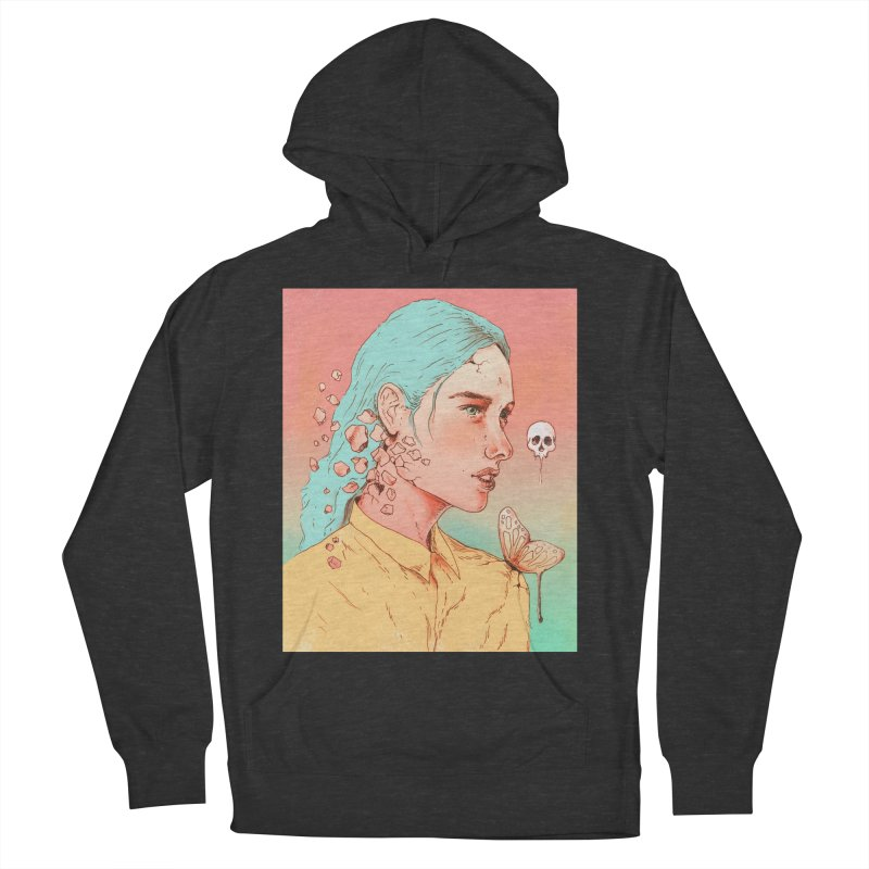 If I Could Only Live Once More Women's Pullover Hoody by normanduenas's Artist Shop