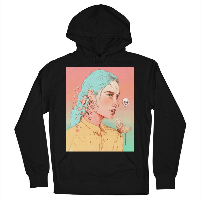 If I Could Only Live Once More Men's Pullover Hoody by normanduenas's Artist Shop