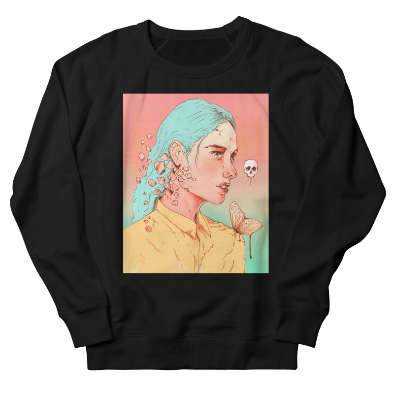 If I Could Only Live Once More Men's Sweatshirt by normanduenas's Artist Shop