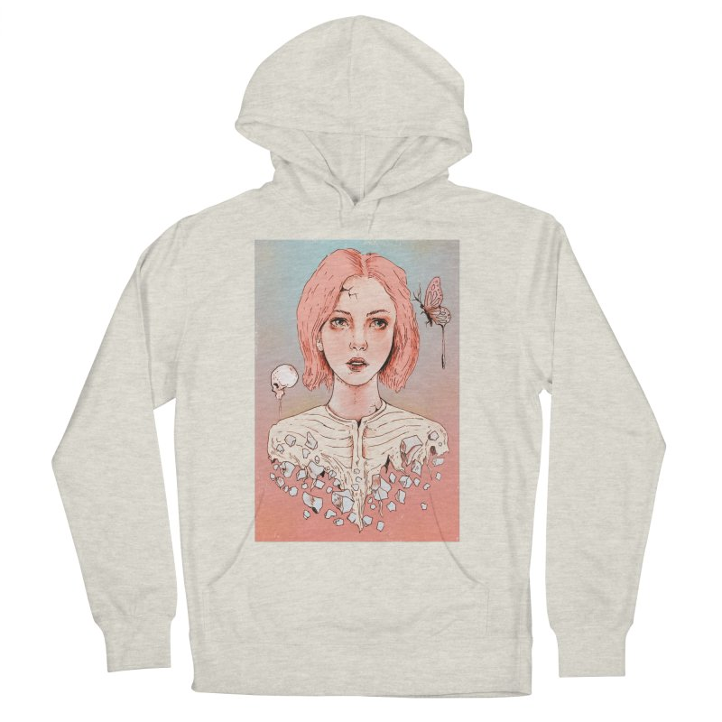 Let's Stay Here Forever Women's Pullover Hoody by normanduenas's Artist Shop