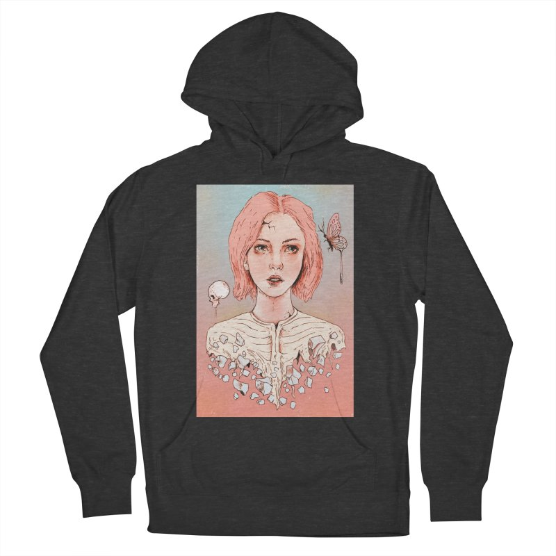 Let's Stay Here Forever Men's Pullover Hoody by normanduenas's Artist Shop