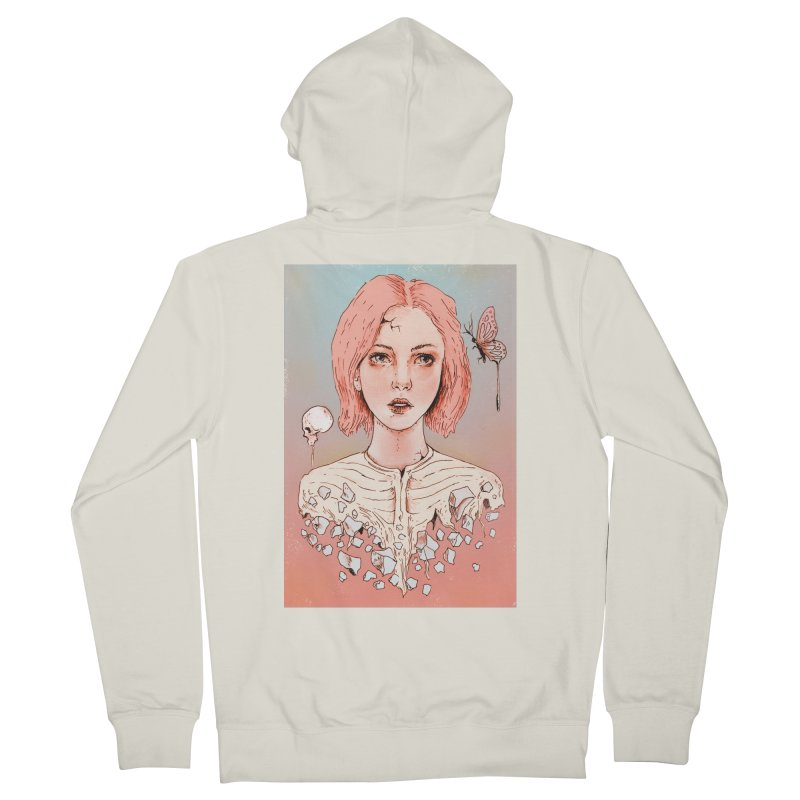 Let's Stay Here Forever Women's Zip-Up Hoody by normanduenas's Artist Shop