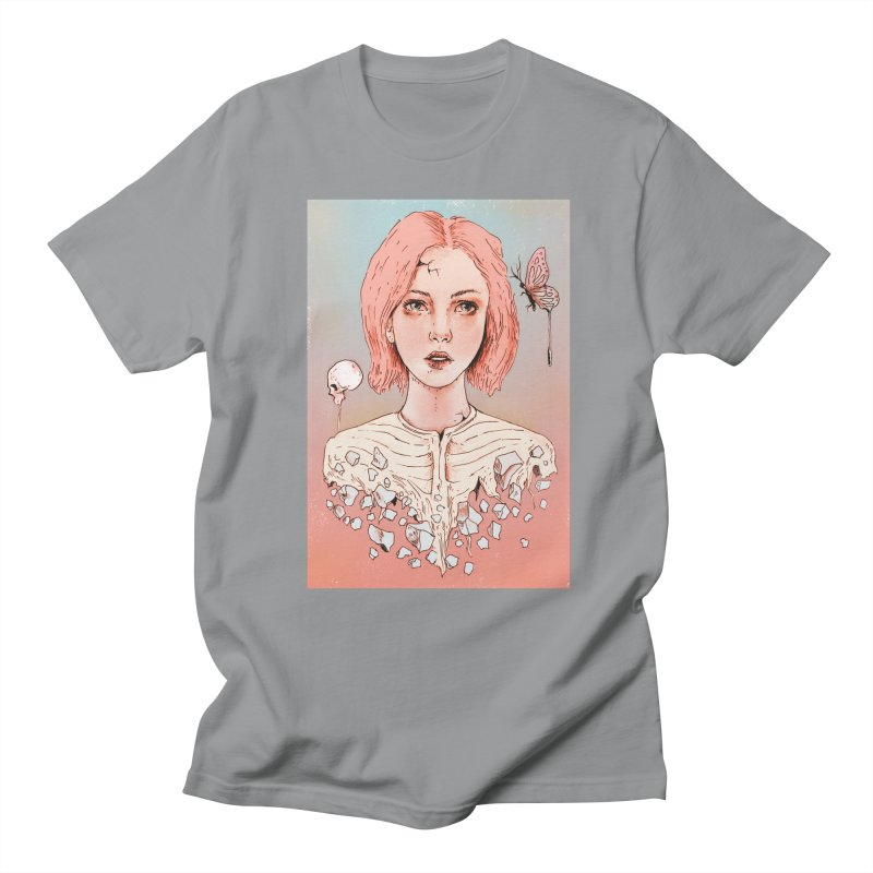 Let's Stay Here Forever Men's T-shirt by normanduenas's Artist Shop