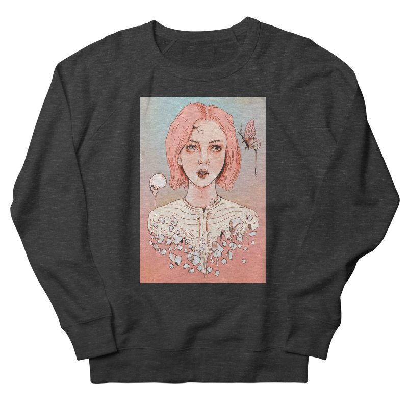 Let's Stay Here Forever Women's Sweatshirt by normanduenas's Artist Shop
