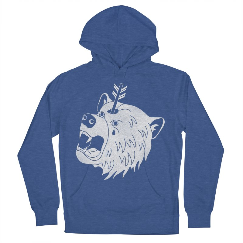 Bear in Mind Women's Pullover Hoody by normanduenas's Artist Shop
