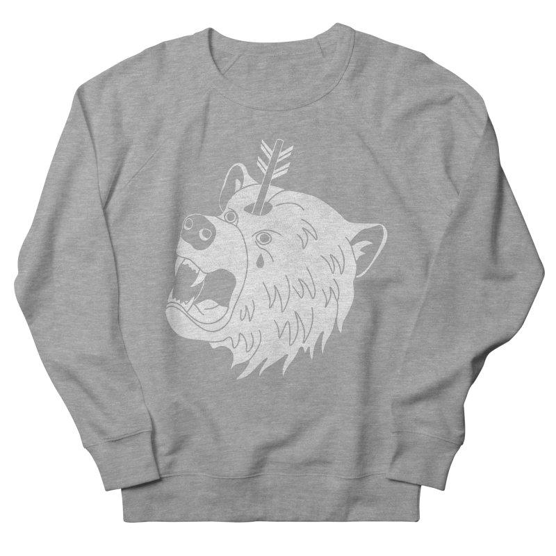 Bear in Mind Women's Sweatshirt by normanduenas's Artist Shop