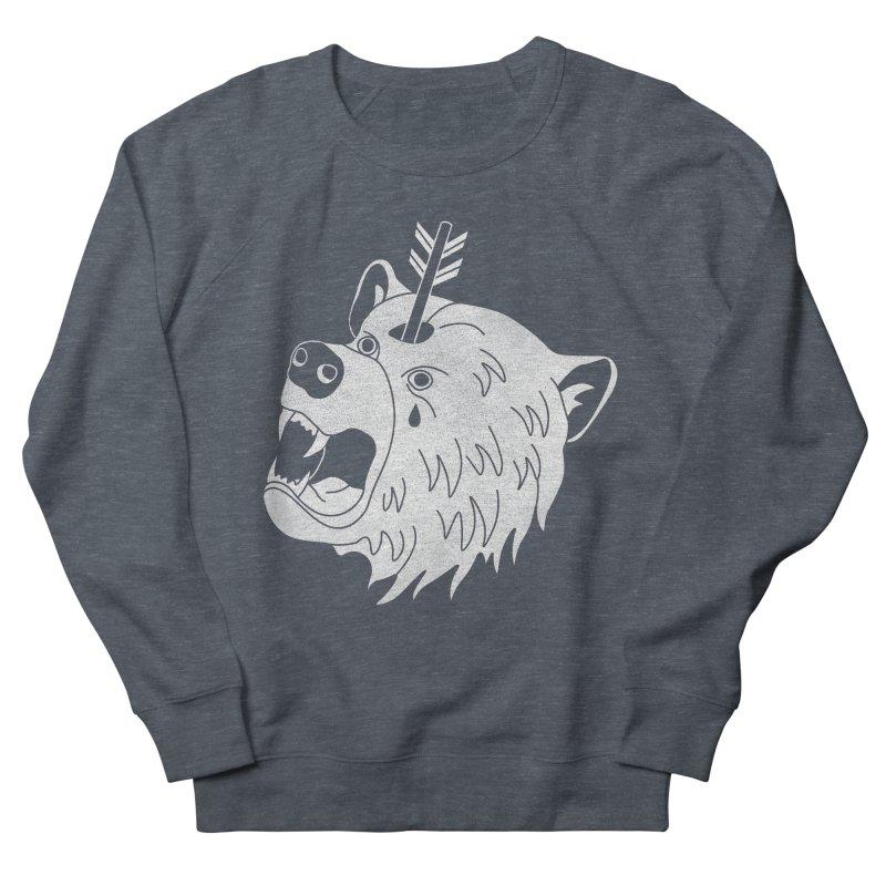 Bear in Mind Men's Sweatshirt by normanduenas's Artist Shop