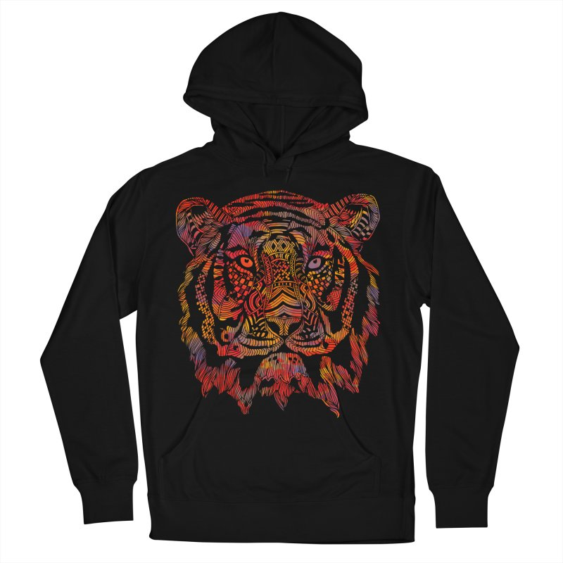 Fearless Men's Pullover Hoody by normanduenas's Artist Shop
