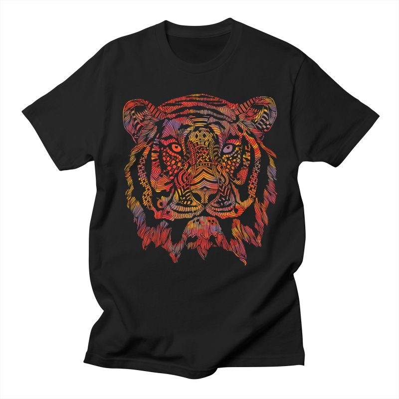 Fearless Men's T-shirt by normanduenas's Artist Shop