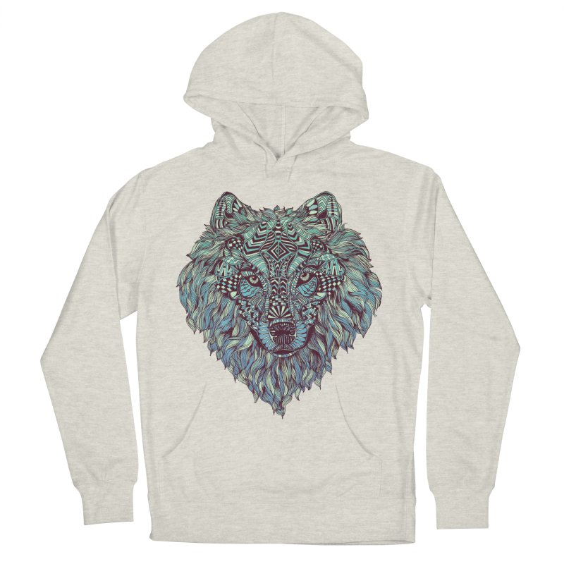 Lone Men's Pullover Hoody by normanduenas's Artist Shop