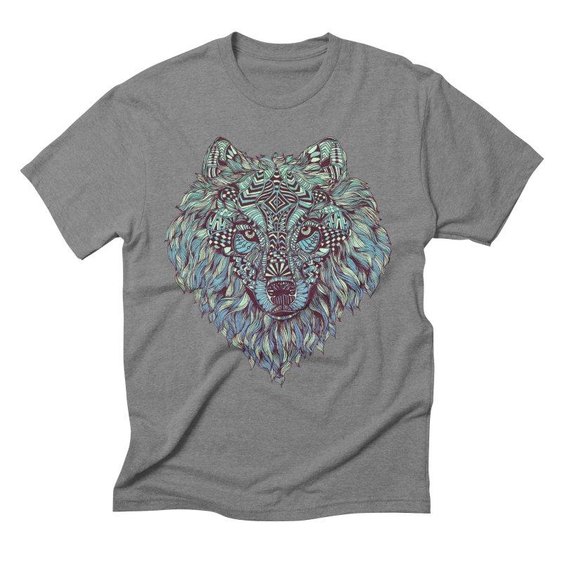 Lone Men's Triblend T-Shirt by normanduenas's Artist Shop