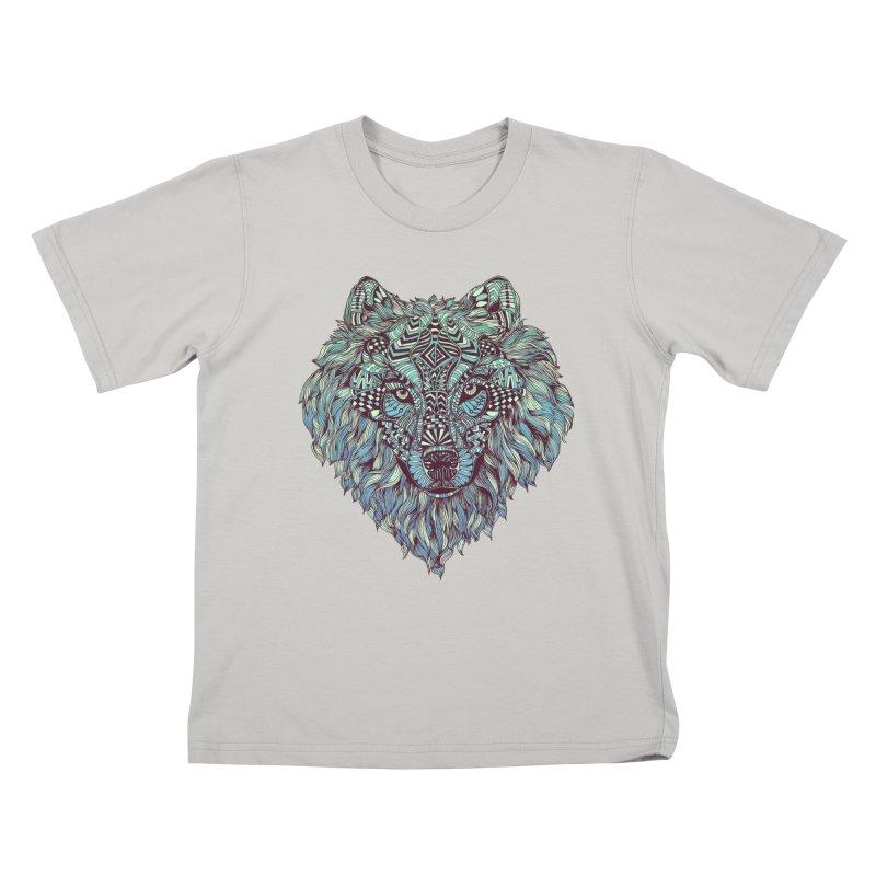Lone Kids T-Shirt by normanduenas's Artist Shop