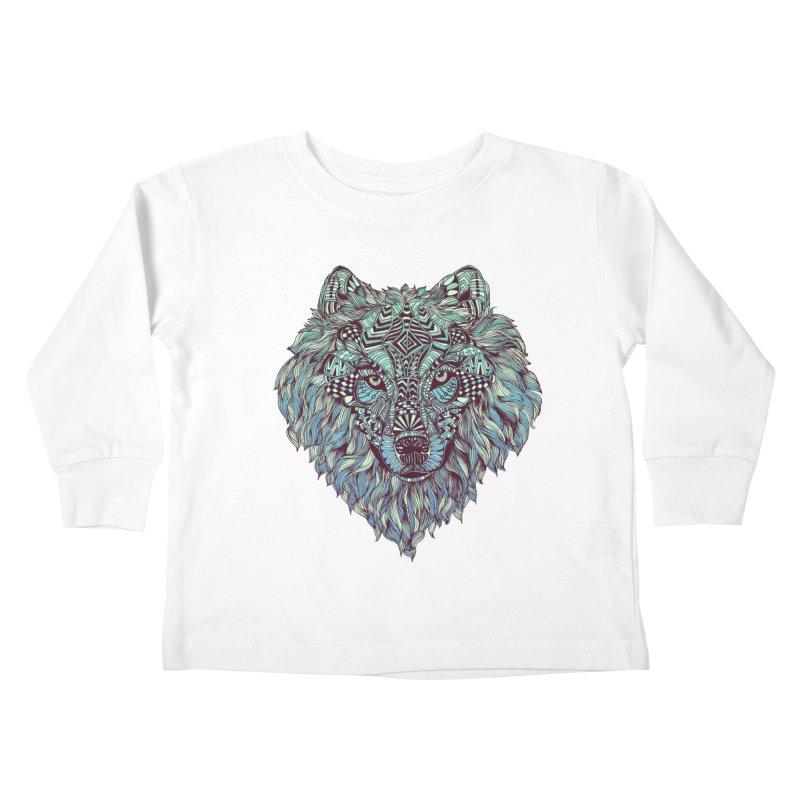 Lone Kids Toddler Longsleeve T-Shirt by normanduenas's Artist Shop