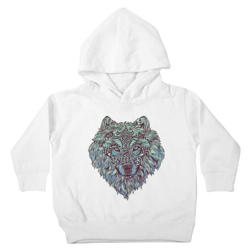 Lone Kids Toddler Pullover Hoody by normanduenas's Artist Shop