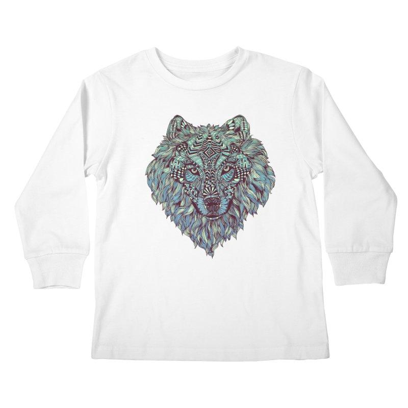 Lone Kids Longsleeve T-Shirt by normanduenas's Artist Shop