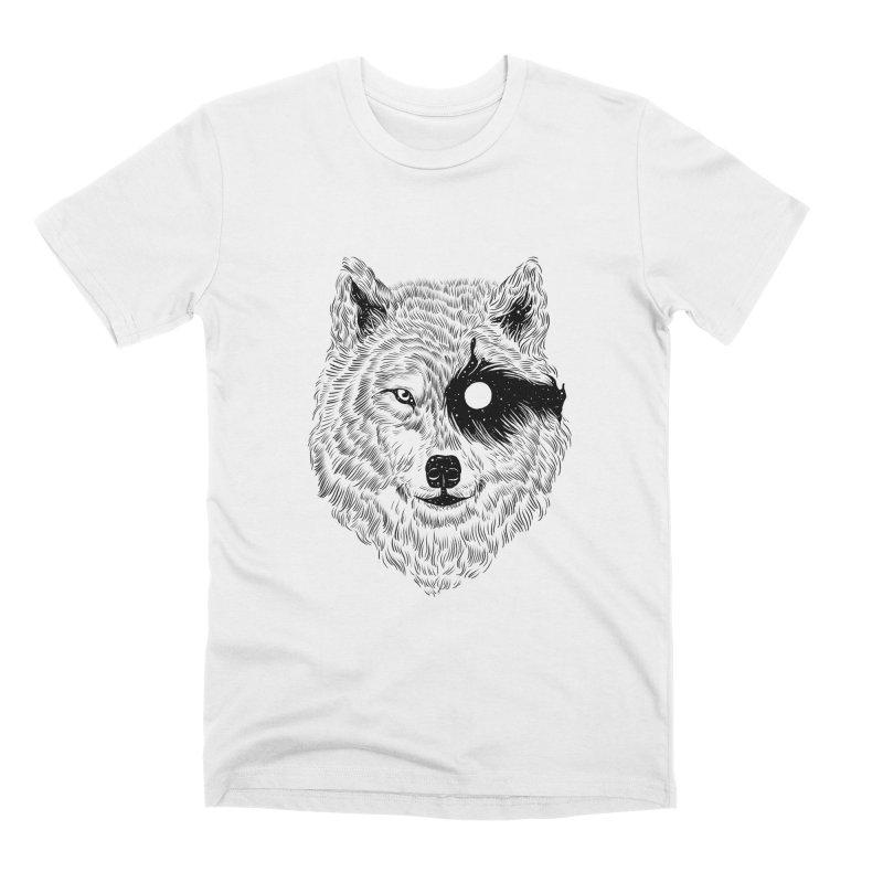 I Dream in Solitude Men's T-Shirt by normanduenas's Artist Shop