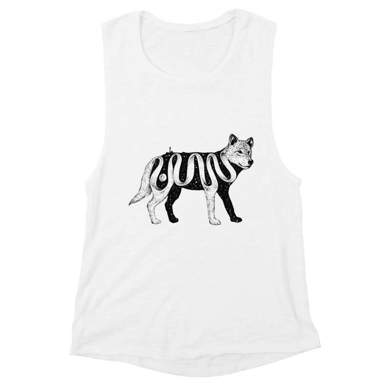 Lost in Its Own Existence Women's Tank by normanduenas's Artist Shop